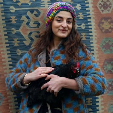 Sara Ricciardi, a 18 anni già a Milano per amor... del design