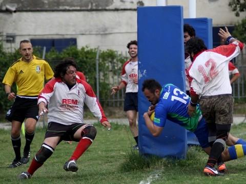 Rugby IV Circolo: la Seniores batte la Zona Orientale Salerno e accede alla finale della Coppa Campania