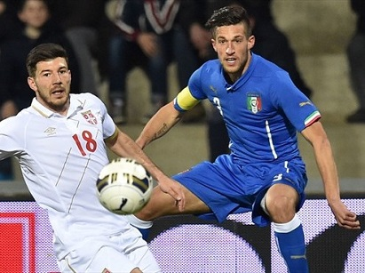 La sconfitta dell'Italia delude i tifosi