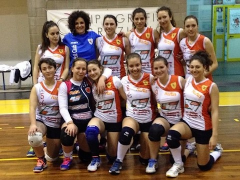 Under 18, le 'diavole rosse' della SG Volley volano in finale