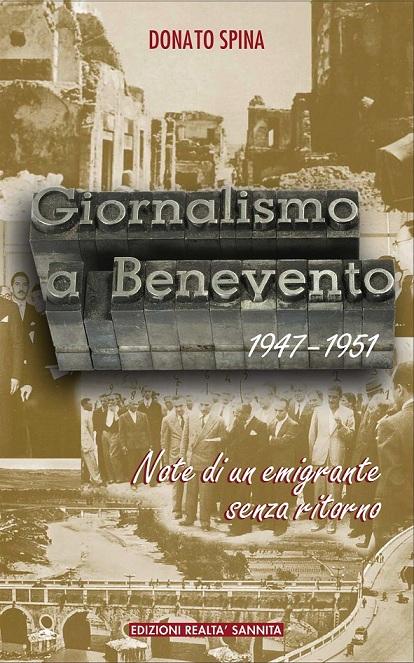 Giornalismo a Benevento 1947-1951