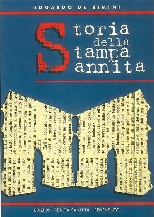 'Storia della Stampa Sannita' a soli 9 euro