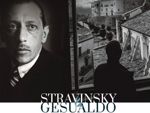 Stravinsky & Gesualdo, un nuovo lavoro di Giuseppina Finno