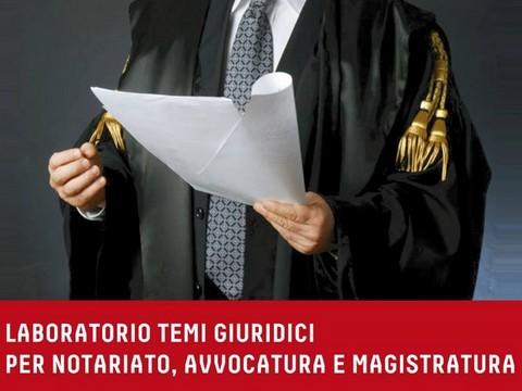 L'Unifortunato organizza un 'Laboratorio di temi giuridici per Notariato, Avvocatura e Magistratura'