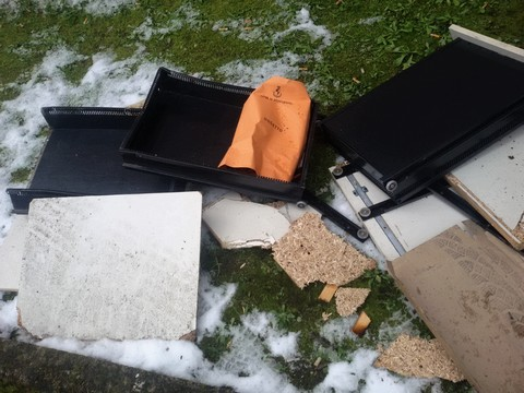 Vandalismo al Settore Urbanistica, la denuncia di Altrabenevento