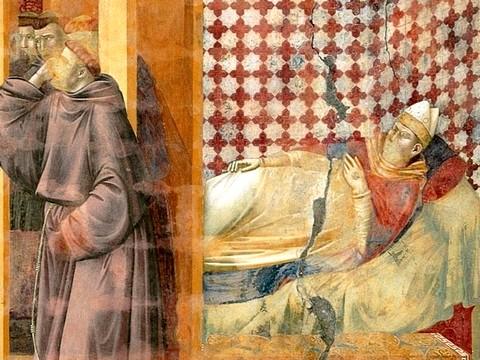 Le impronte di San Francesco pellegrino a Benevento