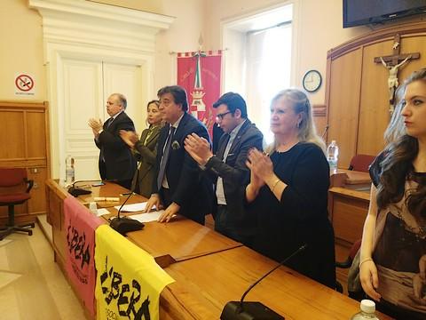 Celebrata a Palazzo Mosti la Giornata in memoria delle vittime delle mafie