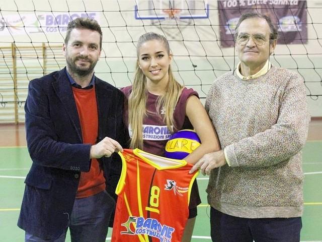 Pallavolo femminile: esordio nel campionato di Serie C della Volare Benevento in casa del Vesuvio Oplonti