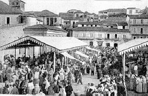 Mercato pubblico di Piazza Commestibili